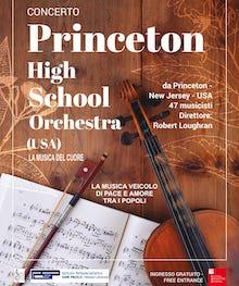 A Massa Lubrense concerto per la pace di un'orchestra Usa