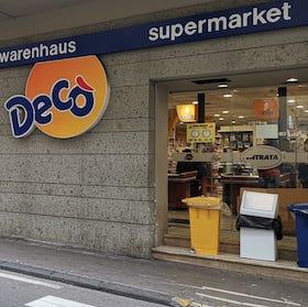 Rubata la cash machine del supermercato Decò di Sorrento