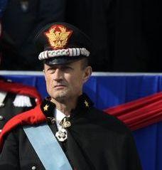 Il Generale Fischione al comando dei carabinieri della Campania