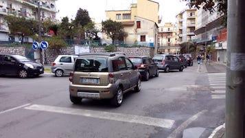 Lavori in via Rota, caos traffico a Sorrento e dintorni per un mese