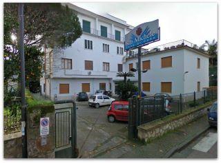 Parte della clinica San Michele di Piano di Sorrento destinata per la continuità assistenziale