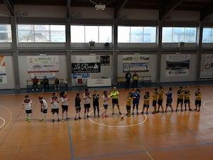 Terzo risultato utile consecutivo per la Dinamo Sorrento
