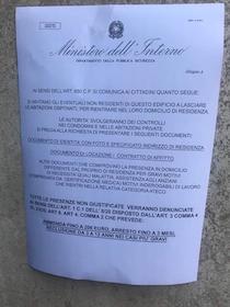 Coronavirus. Avviso della Questura di Napoli: Attenzione ai falsi avvisi