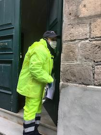 A Sorrento consegna domiciliare di farmaci e presidi sanitari