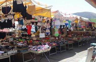 Sospeso il mercato settimanale anche a Vico Equense