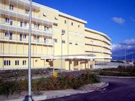 Blocco dei ricoveri al Covid Hospital di Boscotrecase