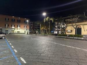 Attiva l'isola pedonale in piazza Cota a Piano di Sorrento