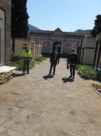 Gli orari del cimitero di Sant'Agnello per la commemorazione dei defunti