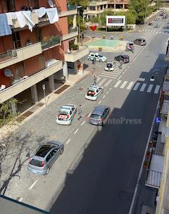 Blitz della Polizia Provinciale a caccia di furbetti a Sorrento