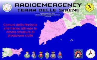 Una rete di comunicazione per l'emergenza in costiera sorrentina, Positano e Capri