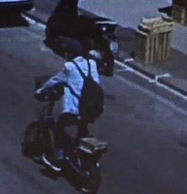 Ruba bici a Sorrento ma viene immortalato dalle telecamere, è caccia al ladro