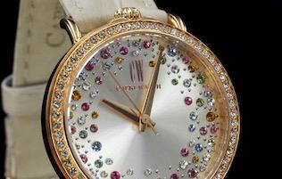 Capri Watch riparte con nuovi modelli e un miliardo di Cristalli Swarovski