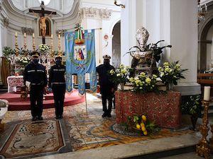 Oggi è San Cataldo ma a Massa Lubrense niente festa