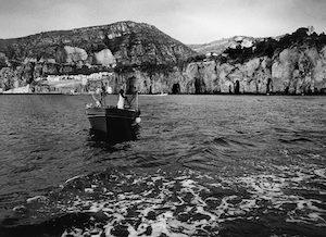 Gli scatti dedicati a Sorrento del fotografo Giuseppe Leone