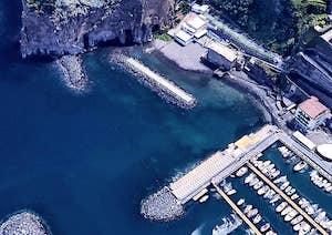 Pronto il progetto per donare un nuovo look alla Marina di Cassano a Piano di Sorrento