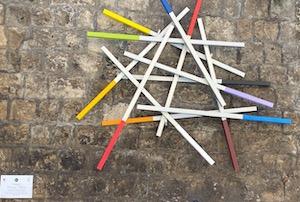 Presentata a Sorrento l'opera dell'artista Vincenzo Mascia donata alla città