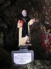 Grazie ai Briganti di Sorrento Sant'Antonino torna nel suo eremo sul Faito – foto –
