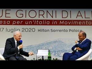 De Luca a Sorrento. Impegno per imprese e lavoratori del turismo
