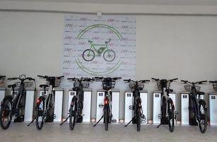 Attivato un servizio di bike sharing sul monte Faito