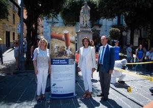 Presentati al Senato i dati della campagna Marevivo contro l'abbandono dei mozziconi realizzata a Sorrento
