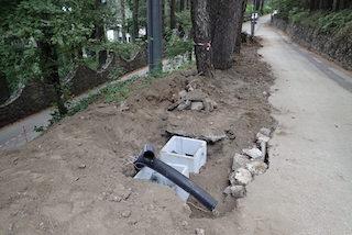 Il Wwf contro i lavori per il nuovo impianto di illuminazione pubblica sul Faito