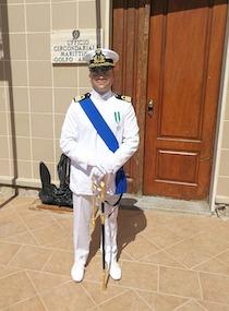 È di Sorrento il nuovo comandante della Capitaneria di Golfo Aranci