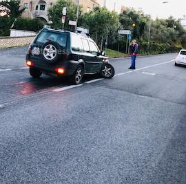 Nuovo incidente all'incrocio dei Colli di Fontanelle. I residenti: Si aspetta un altro morto?