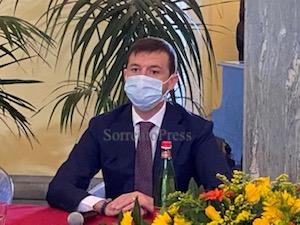 Il sindaco di Sorrento chiede più controlli a Sant'Antonino e Carnevale