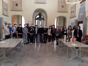 Il benvenuto del sindaco di Sorrento a 20 nuovi assunti al Comune