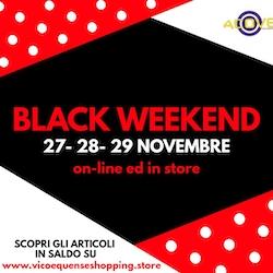A Vico Equense weekend con il Black Friday
