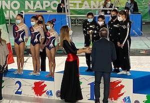 Ginnastica, il Cag Penisola Sorrentina alle finali nazionali