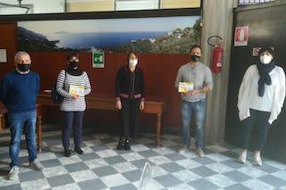 Premiati i cittadini Ecoattivi di Massa Lubrense