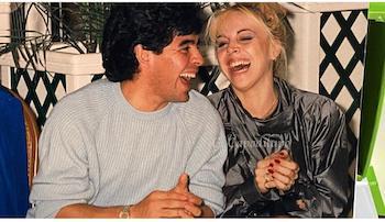 Maradona a Sorrento nelle foto di Gianfranco Capodilupo