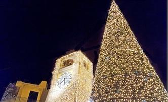 Capri Watch lancia il suo Dpcm per Natale