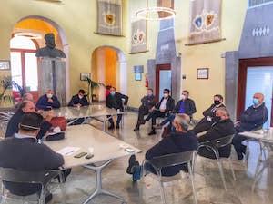 Potenziata l'Unità di crisi comunale di Sorrento