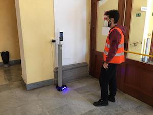 Al Municipio di Sorrento un sistema per automatizzare i controlli anti Covid