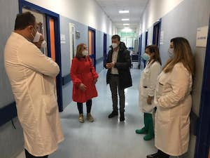 All'ospedale di Sorrento riapre il pronto soccorso grazie all'attivazione dell'unità Covid