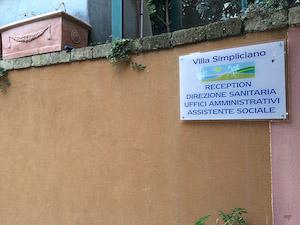 A Villa Simpliciano di Meta tornano positivi 11 pazienti