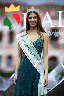 Martina Sambucini è la nuova Miss Italia