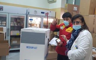 Da domani la somministrazione del vaccino nell'Asl Napoli 3 Sud