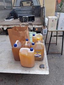 Record nella raccolta di olio esausto a Sorrento