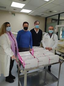 400 test Covid per consentire ai papà della costiera di assistere al parto
