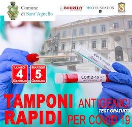 A Sant'Agnello screening Covid per gli studenti con i test Msc