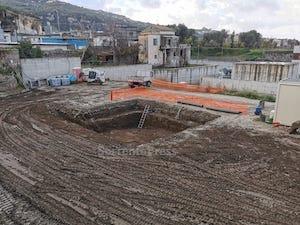 Tutto pronto a Sorrento per accogliere i resti della balena
