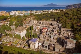 A Sorrento un cimitero monumentale grazie all'Università Federico II