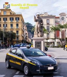 Oltre 160 sanzioni elevate dalla Finanza nel weekend in provincia di Napoli