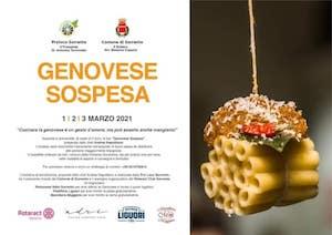 Parte oggi a Sorrento e dintorni l'iniziativa di solidarietà Genovese sospesa