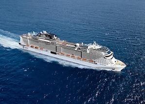 Msc presenta alla Bmt di Napoli la flotta del futuro