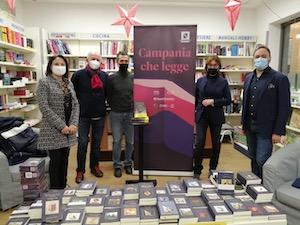 Campania che legge fa tappa a Sorrento con Francesco Pinto alla Libreria Tasso