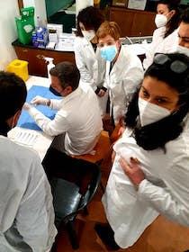In penisola sorrentina più vaccini grazie ai farmacisti della zona